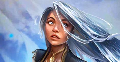 Vela tient un bâton et fera tomber la pluie dans Empires & Puzzles